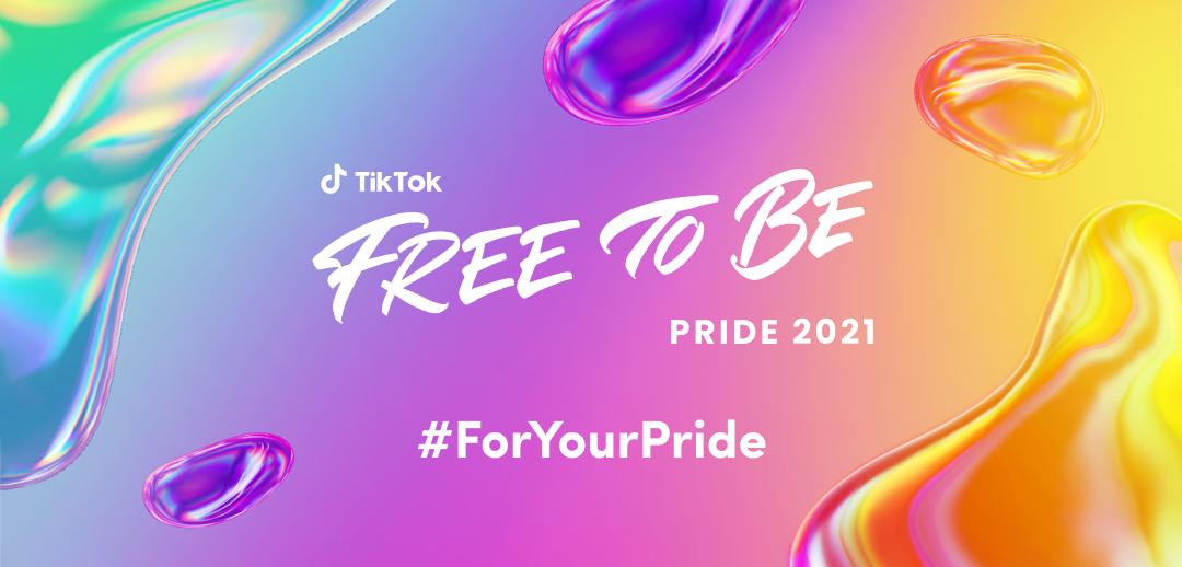 Tiktok campagna free to be