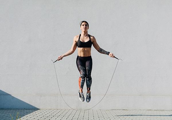 Trọn bộ kỹ năng sử dụng dây nhảy để giảm cân thần tốc