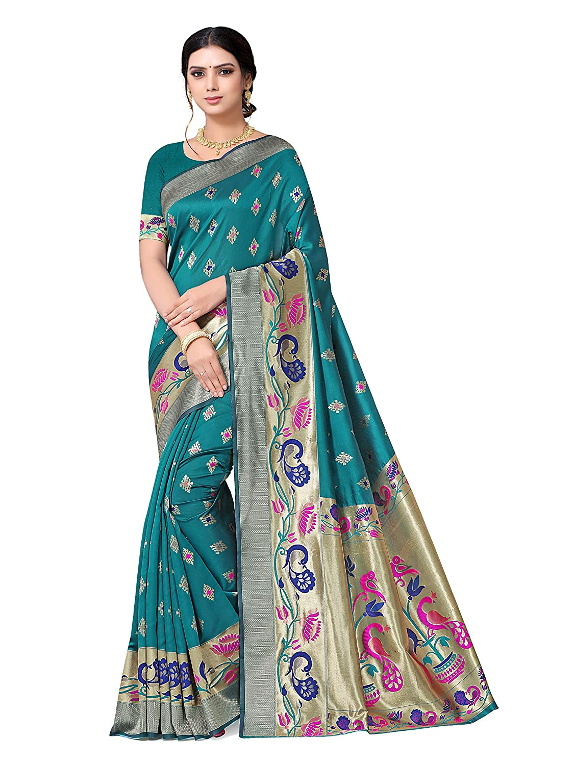 Beautiful Paithani Saree