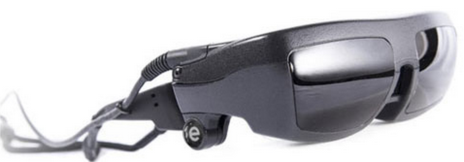 eSight wearable device tbt skyhook