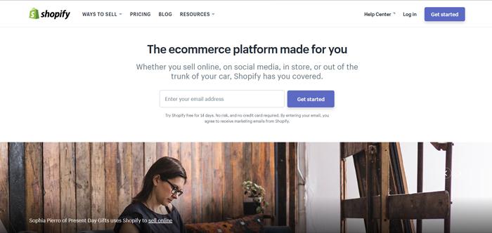 أفضل 5 شركات تساعدك في إنشاء متجر الكتروني لتجارتك شوبيفاي