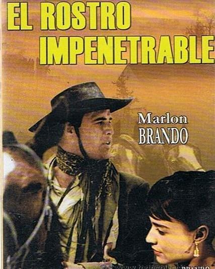 El rostro impenetrable (1961, Marlon Brando)