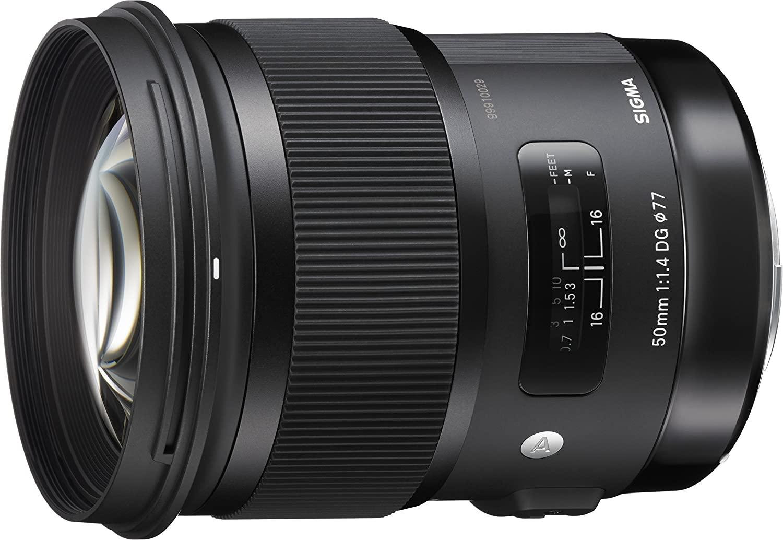 Sigma 50mm F1.4 Art DG HSM Best Lenses For Camera In India
