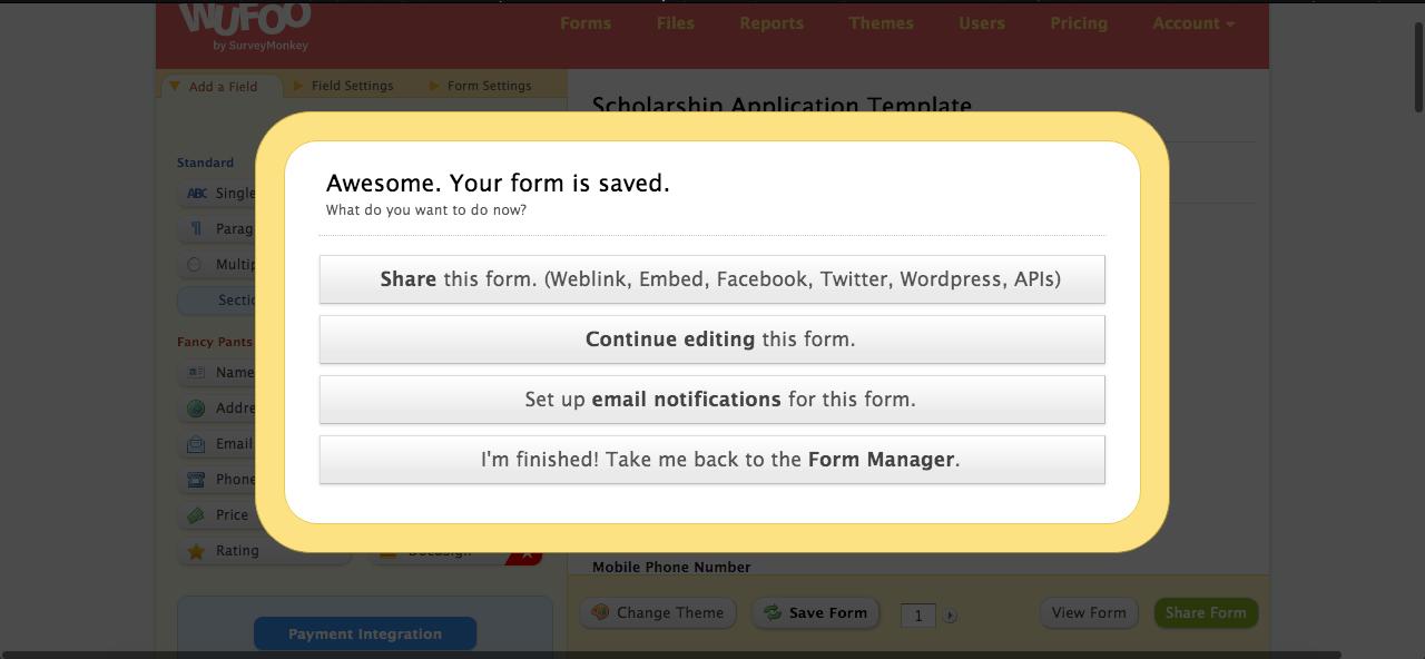 Panduan Cara Membuat Formulir Online - 2021