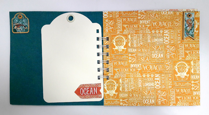 Vacation Notebook, Einat Kessler, Voyage beneath the Sea, product by Graphic 45, photo 5.jpg