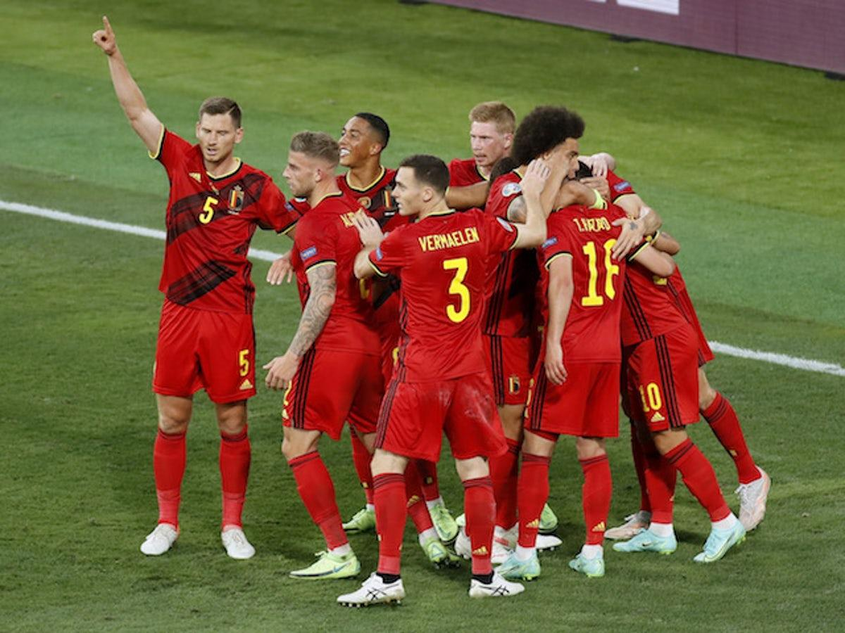 Bỉ đang có tinh thần chiến đấu cực kỳ tốt