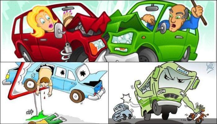 Mơ thấy tai nạn ô tô và những con số may mắn