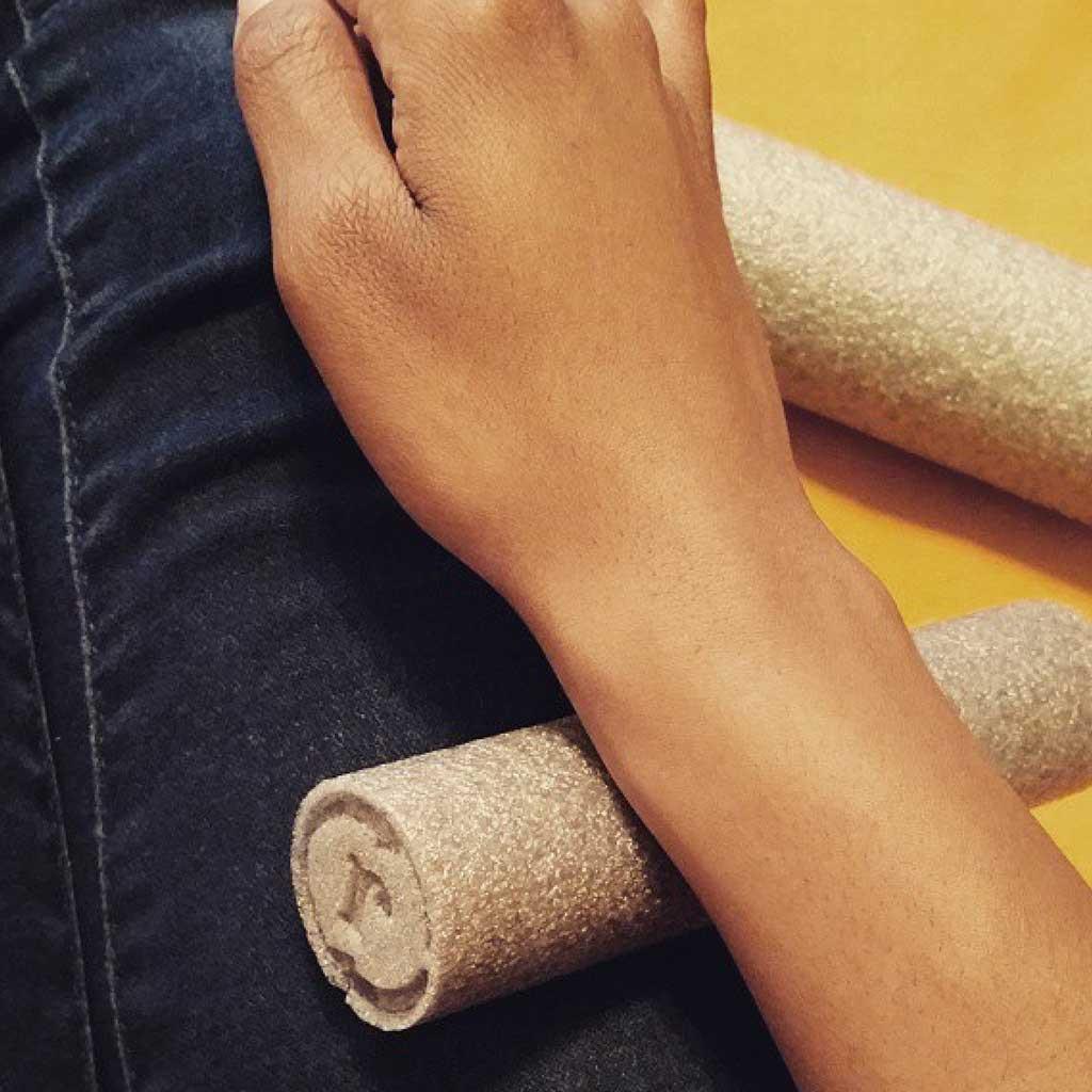 Foam Rolling the Wrist