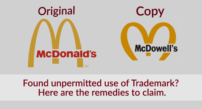 Trademark Example - Intellectual Property related costs