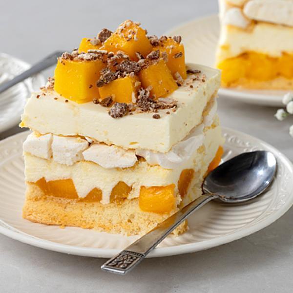 creamy ref cake recipes mango and meringue