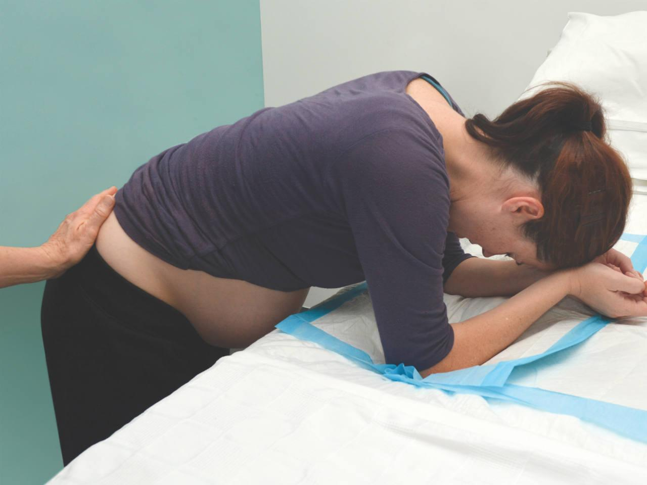 hip pain during pregnancy image