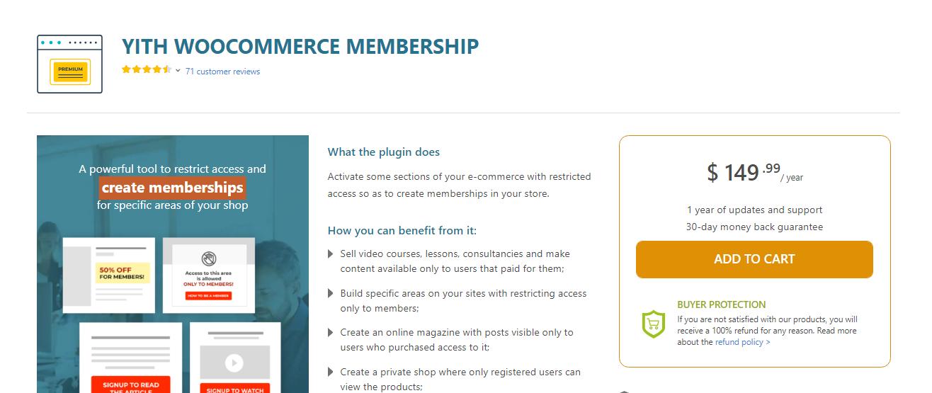 WooCommerce: 6 Membership Plugins To Choose From