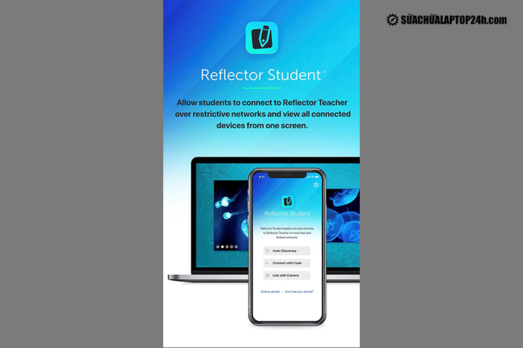 Ứng dụng Reflector Director