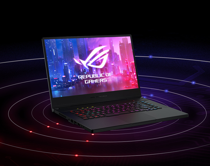 Asus ROG Zephyrus M GU502 gaming laptops