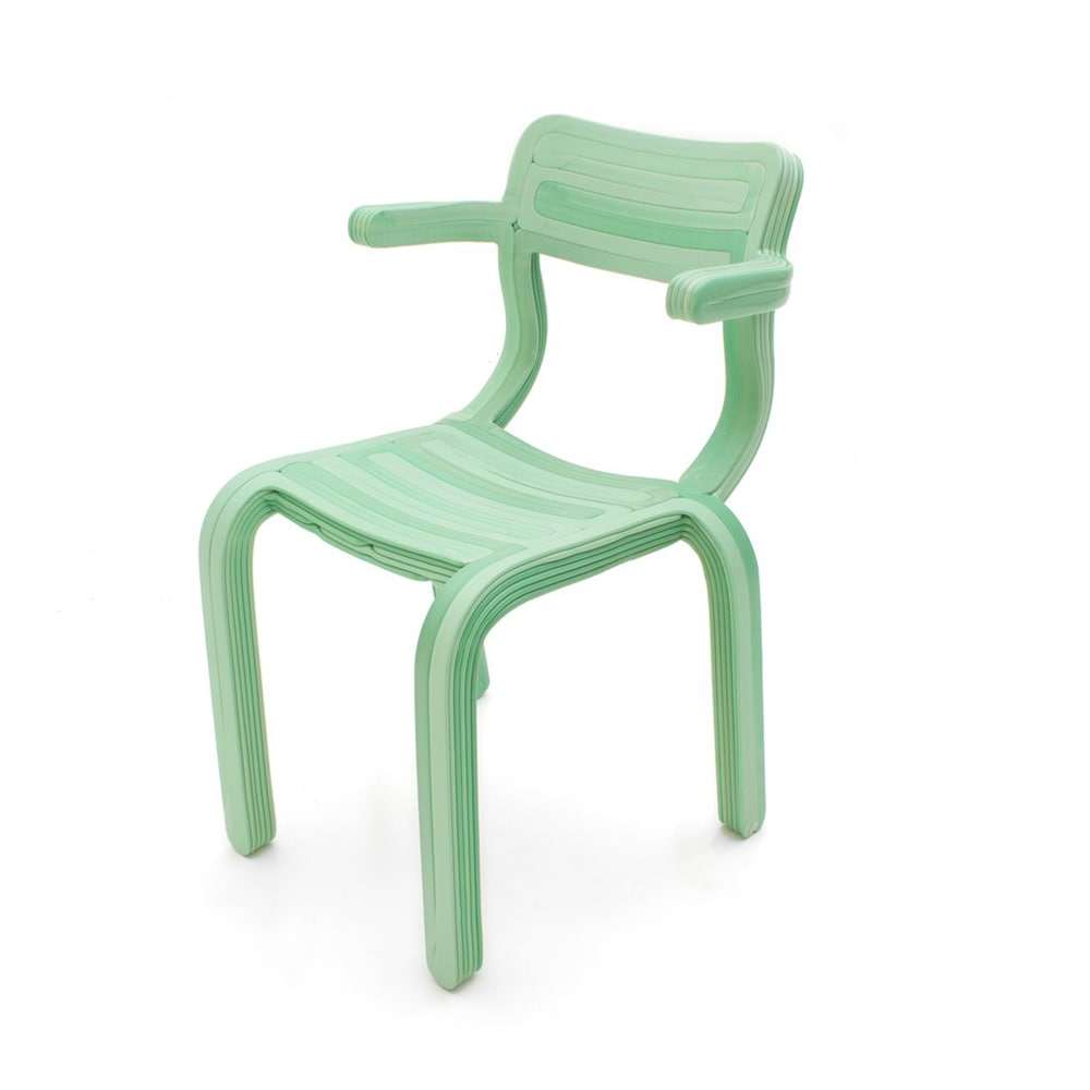 dirk-vander-kooij-endless-chair-muebles-diseno-materiales-reciclados