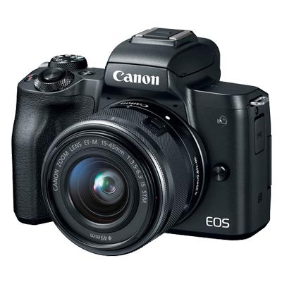 Canon EOS M50 กล้องถ่ายภาพที่ถูกออกแบบมาเพื่อผู้ที่ชื่นชอบการท่องเที่ยว และวิดีโอ Vlogger