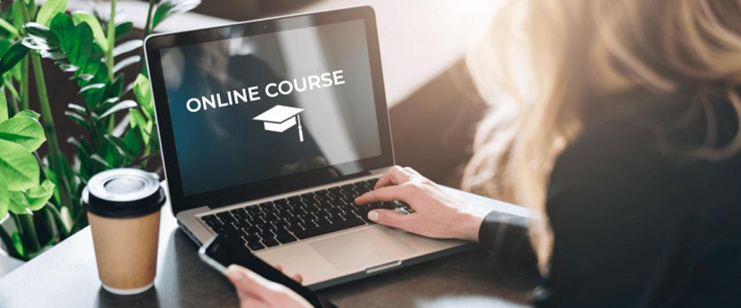 facilidad de aprendizaje por medio de cursos online