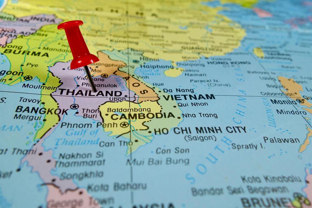 タイ王国 面積