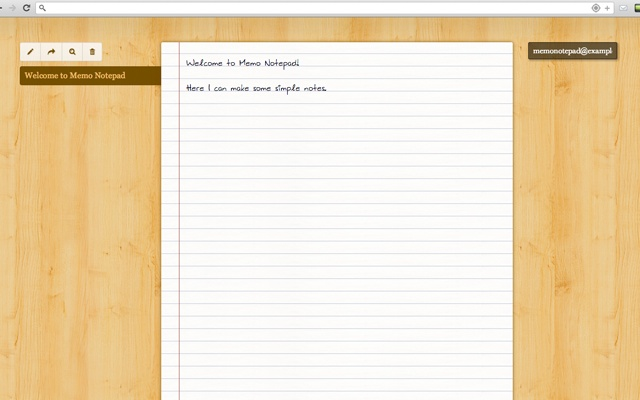 Memo Notepad Chrome Web Store