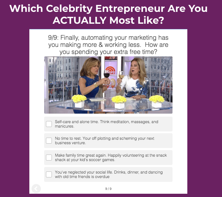 Hoda and Kathie Lee question
