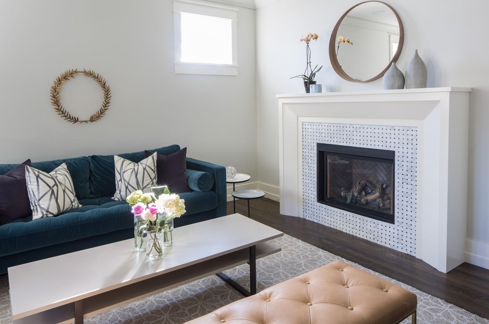 living room design | Calgary Interior Design