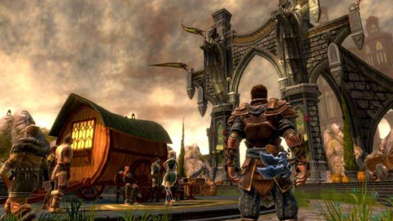 6 Reasons Why Kingdoms of Amalur: Reckoning Looks Better Than Skyrim