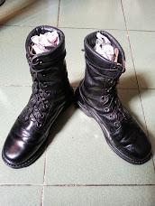 Bán giày đi mô tô, phuợt, bảo hộ lao động....