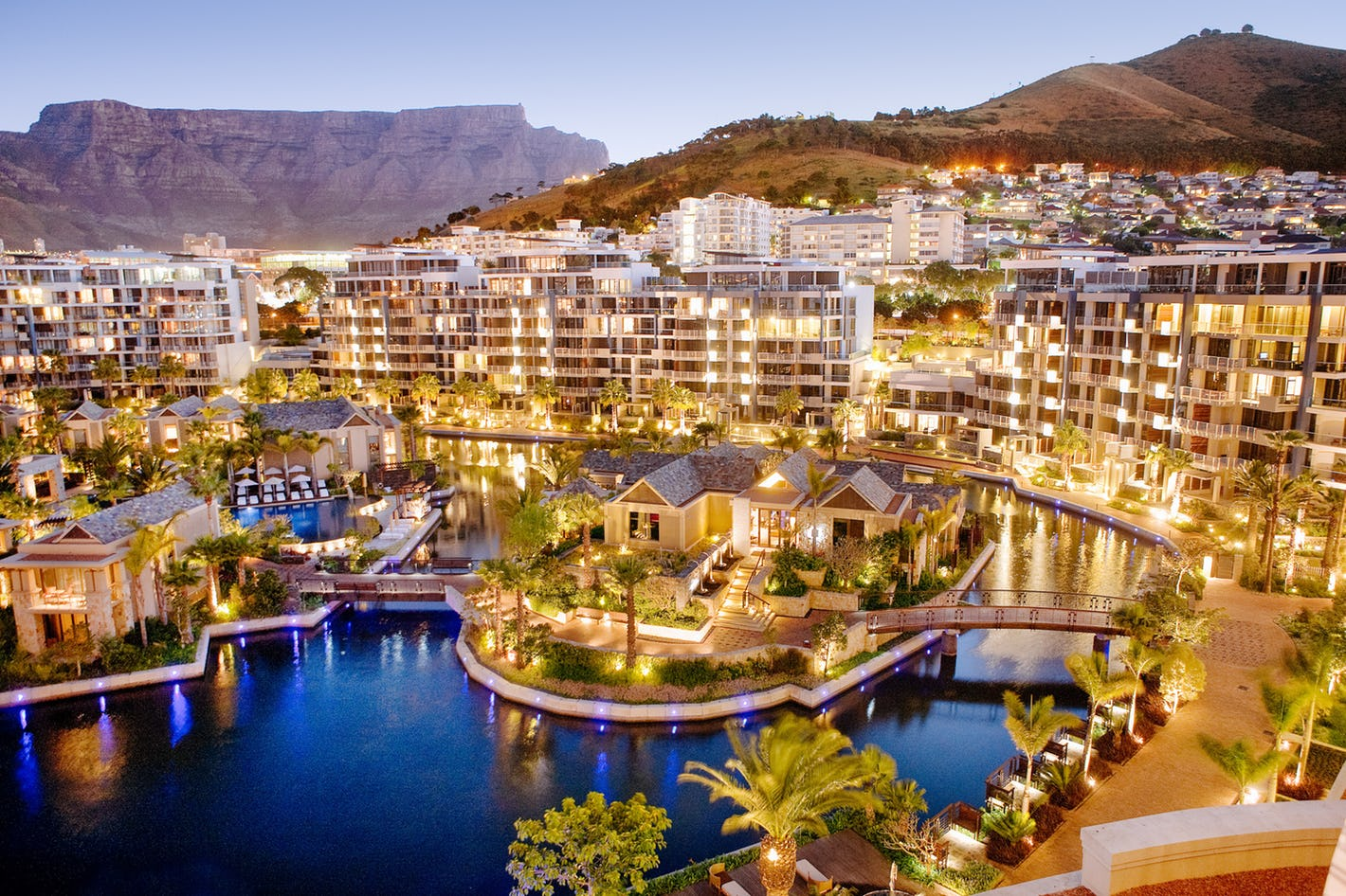 cape town romantic getaways