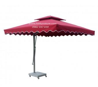 Hoàng Thái Tú là đơn vị sản xuất phân phối ô dù che nắng ngoài trời uy tín