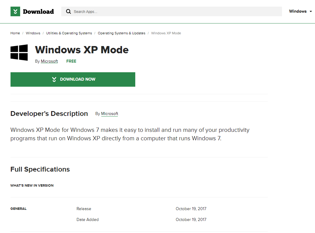 setup windows XP virtual machine - mode installation window