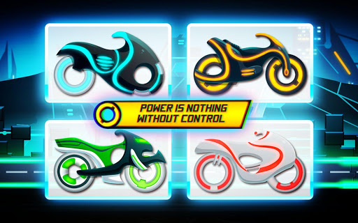 Bike Race Game: Traffic Rider Of Neon City- screenshot thumbnail