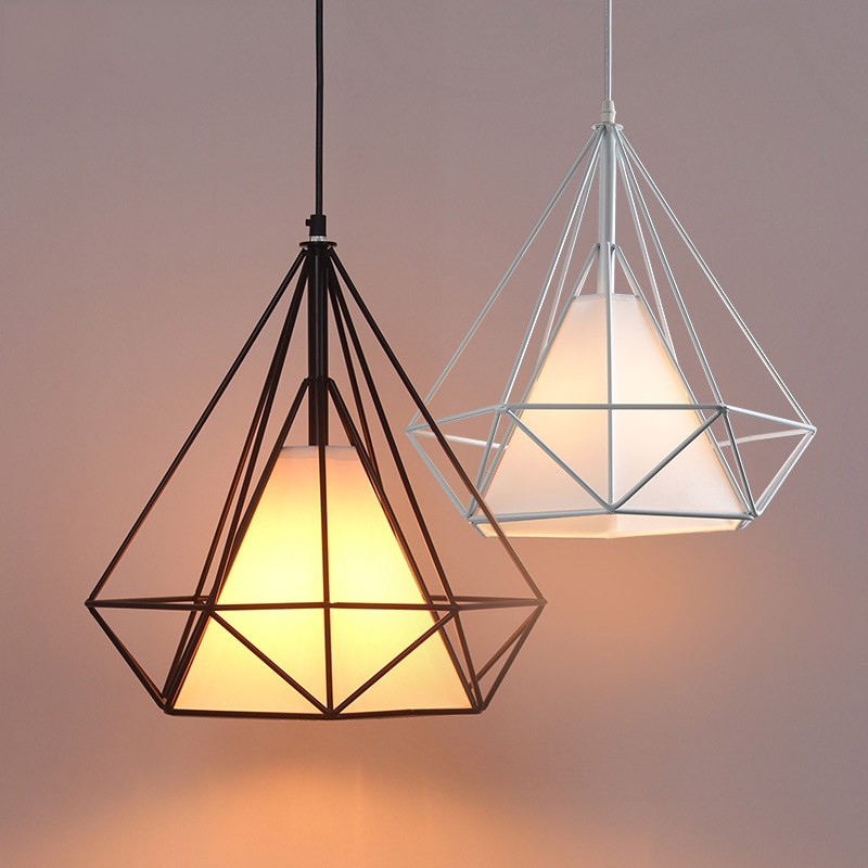 Những ưu điểm tuyệt vời của loại đèn thả