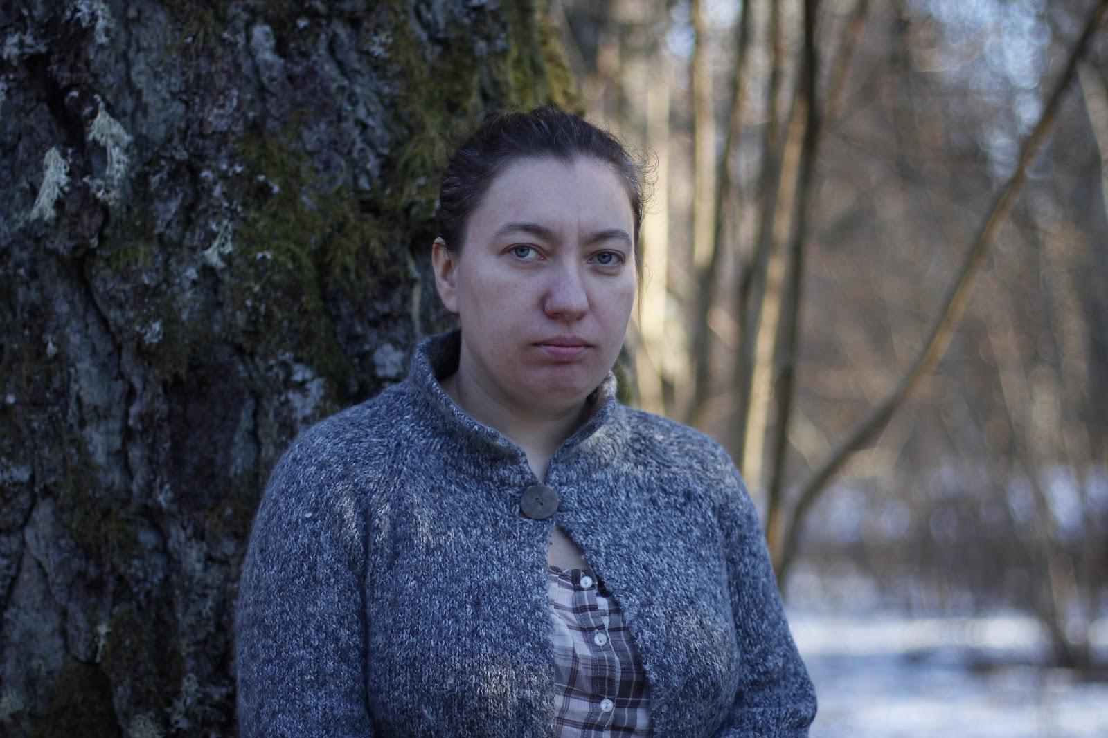 ELFi looduskaitseekspert Silvia Lotman
