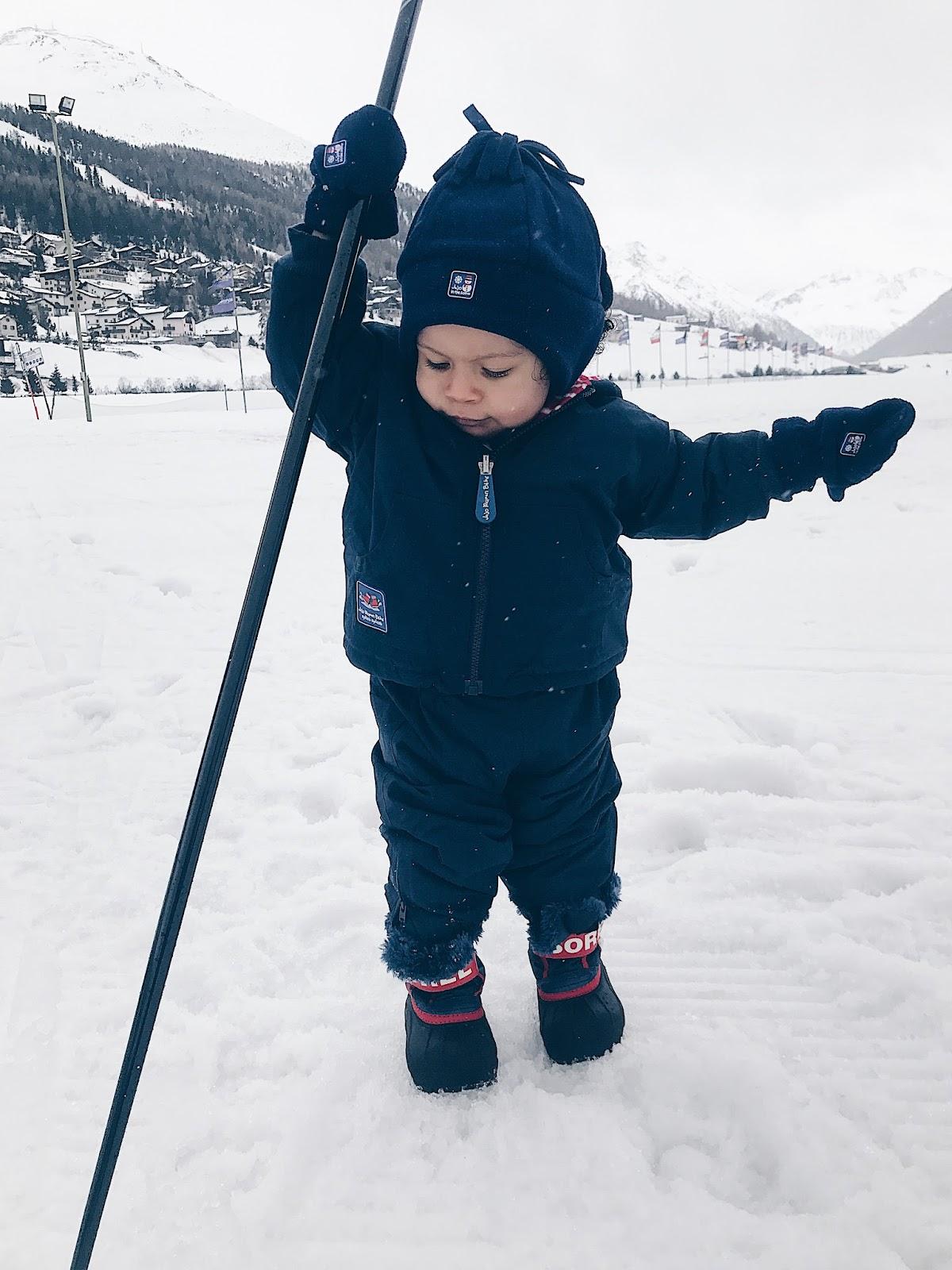 Ski & Snow Instagram Diary WHIITELIST by SIMI LINDGREN