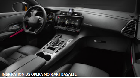 Univers DS Opera noir art Basalte