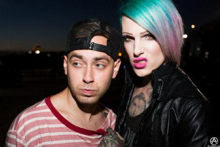 Jeffree Star and Tyler Carter