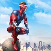 Hurricane Superhero: Wind Tornado Vegas Mafia - Best Superhero Games for Android