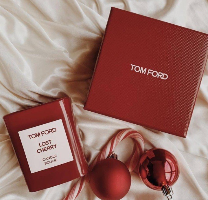 3. TOM FORD Lost Cherry Candle