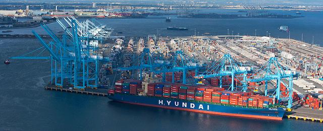 Dịch vụ vận chuyển hàng đi Mỹ bằng đường biển tại Dragon Express