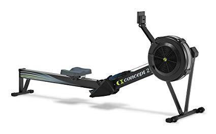Concept 2 Model D folding rowing machine