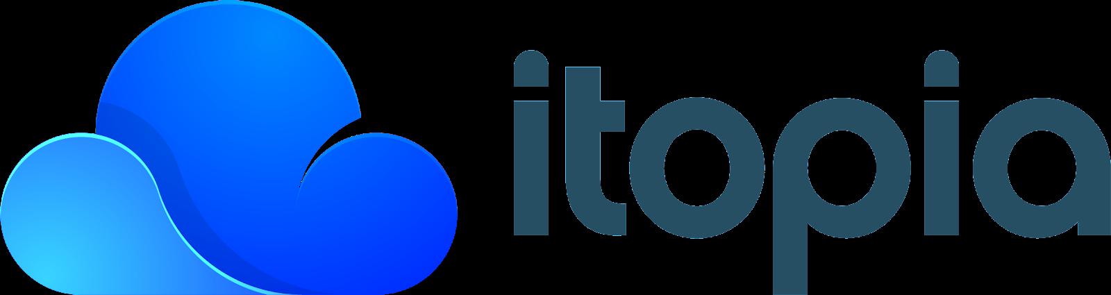 The itopia logo