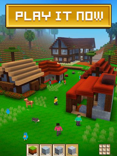 Block Craft 3D: Building Simulator Games For Free- screenshot thumbnail