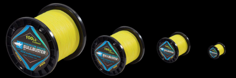 Buy 1000 Yards Of 65Lb Yellow Braided Fishing Line Online