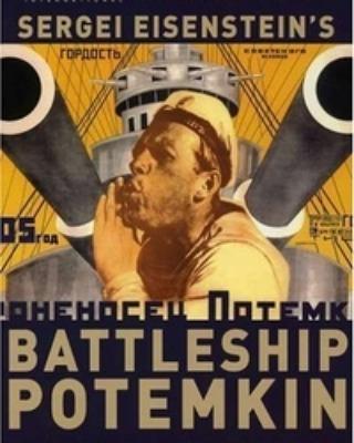 El acorazado de Potemkin (1925, Sergei M. Eisenstain)