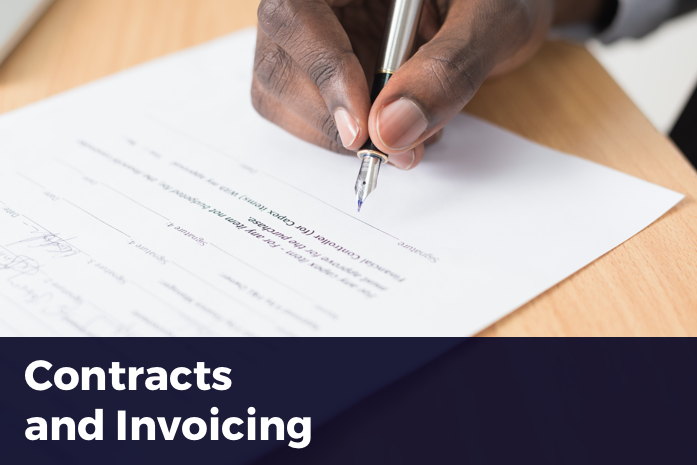 Contracts & Invoicing