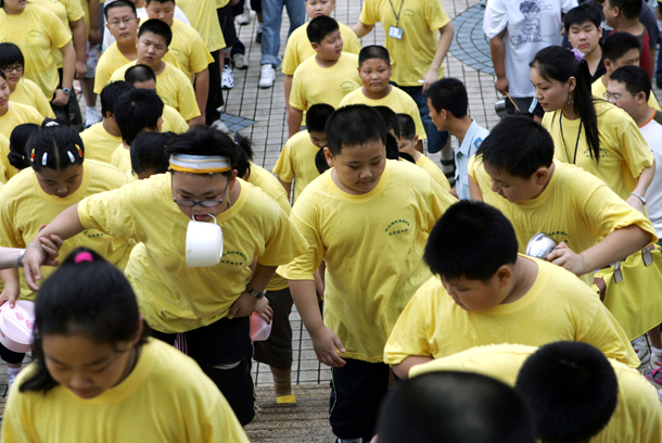 Image result for obese children china
