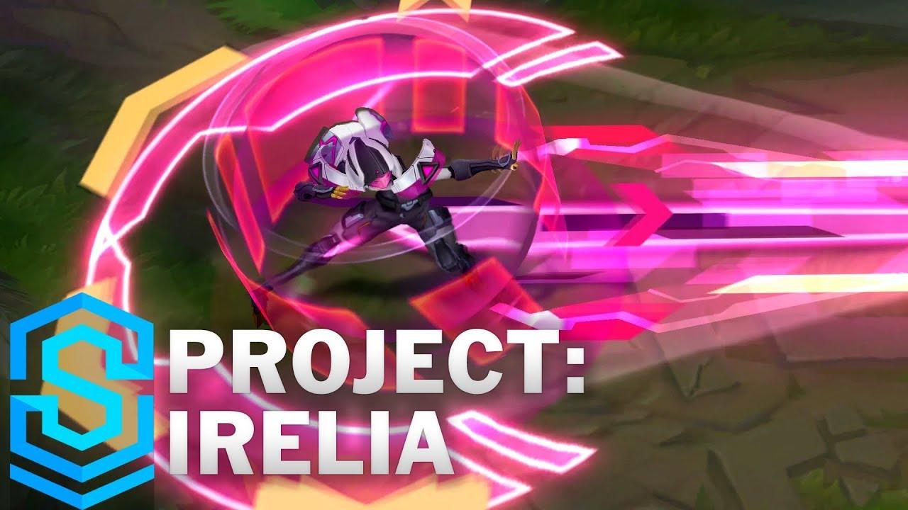 Project: Irelia