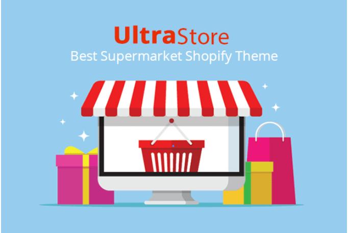 best supermarket shopify theme