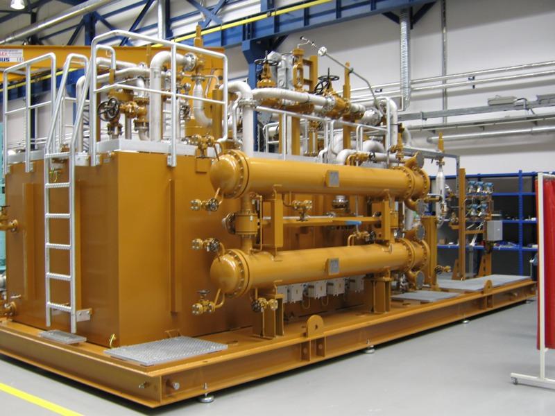 Sản xuất máy móc thiết bị công nghiệp uy tín nhất
