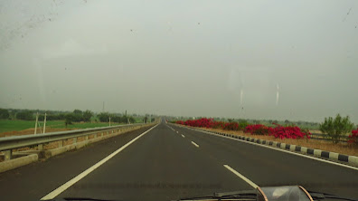 Seoni 4 lane highway